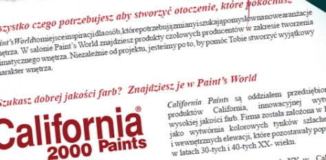 Paints World